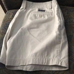 Nautica Pleated Shorts